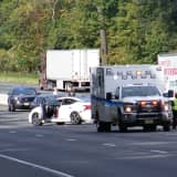 Two Hospitalized In Route 17 Crash With Tractor-Trailer, Box Truck In Saddle River