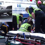 Bicyclist Struck By SUV Seriously Injured In Paramus