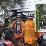 Fair Lawn Exterior House Fire Doused