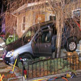 SUV Slams Into Hawthorne Home