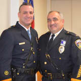 Mazzeo Family Makes History At Emerson Police Department