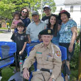 Monroe Steps Off To Celebrate Memorial Day With Parade