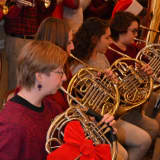 Student Musicians Ring In The Holidays At Business Breakfast