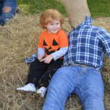 Shelton's Oronoque Farms Celebrates Fall By Stuffing Scarecrows