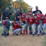 Pomodoro Reds Win Fort Lee Little League World Series