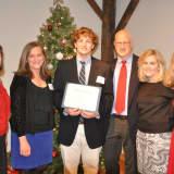 Darien High School Senior Receives DAR Good Citizen Award