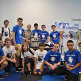 Area Schools Participate In First Tech Challenge At Pace In Pleasantville