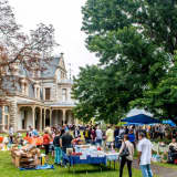 Norwalk's Lockwood-Mathews Mansion Offers Old-Fashioned Flea Market