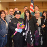 East Rutherford Swears In First-Ever Female Police Seargent
