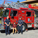 Shelton Firefighters Teach Kids How To Stay Safe With Home Fire Drills
