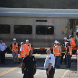 Metro-North Train Crash Tops Last Week's News In Northern Westchester