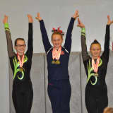 Darien YMCA Gymnasts Reap Rewards At Harvest Invitational