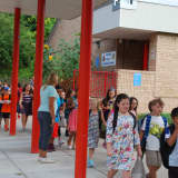 Hen Hud Students Head Back To School