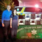 Lewisboro Ambulance Corp Adds EKGs To Arsenal