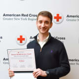 Larchmont College Student Wins Red Cross Disaster Relief Volunteer Award