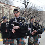 Cold Can't Keep St. Patrick's Day Parade From Marching Through Bergenfield