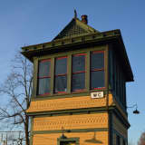 Lecture Explores Waldwick's Historic Railroad Tower