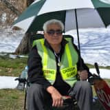 Alaskan Crossing Guard Protects Against Intensified Rays In Allendale