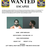 Still On The Loose: Connecticut State Police Searching For Escaped Inmate