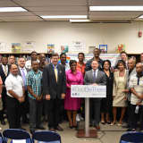 Astorino Invites Westchester Dads To Take Their Kids To School