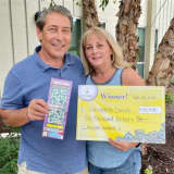 CT Couple Celebrates Wedding Anniversary With $10K Lottery Prize