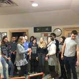 Dartmouth A Cappella Group Stops By Mount Kisco Child Care Center