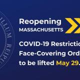 COVID-19: Massachusetts Announces Date It Will Start New CDC Mask Guidance