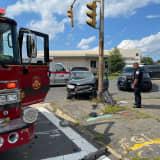 One Hospitalized In Western Mass Crash