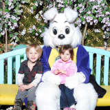 The Easter Bunny Hops To Congers To Help The Blind, Visually Impaired