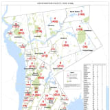 COVID-19: Here's New Rundown Of Westchester Cases By Municipality