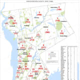 COVID-19: Here's Latest Breakdown Of Westchester Cases By Municipality