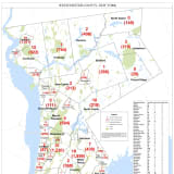COVID-19: Here's Brand-New Rundown Of Westchester Cases By Municipality