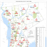 COVID-19: Here's Latest Rundown Of Westchester Cases By Municipality