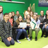 Yorktown High School's Yearbook Named One Of The Best In The Country