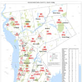 COVID-19: Here's New Rundown Of Westchester Cases By Community