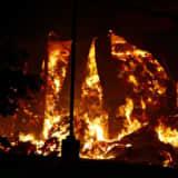 Crews In Lancaster County Battle Massive Barn Fire [Photos]