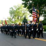 Westport Hosts 33rd Annual Bridgeport Area Retired Firefighters Memorial