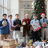 Toys For Tots: Fairfield Prep Helps To Make The Holidays Bright For Kids