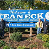 Teaneck Cuts Ribbon On Rehabbed Administration Building