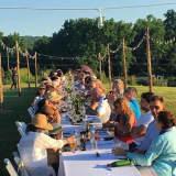 Fishkill Farms Reverses Farm-To-Table Trend With Al Fresco Dinner