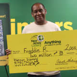 TWICE IS NICE: Newark Man Wins Big Jackpot With Scratch-Off -- Again