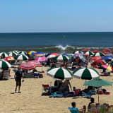Overcrowding Temporarily Closes Popular NJ Beach