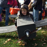 Kids Of All Ages Welcome At Lyndhurst Halloween Parade