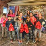 Patterson's Camp Herrlich Schools Kids On Disaster Preparedness