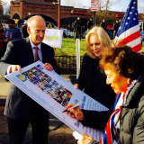 Construction Begins On Memorial Park For Veterans In Greenburgh