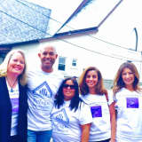 Mariano Rivera Helps Distribute School Supplies At New Rochelle Church