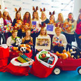 Holiday Concert At Maria Fareri Children's Hospital Features Gifts, Dancers