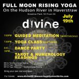 Yoga, Meditation, Dancing On Hudson In Haverstraw