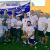 Tompkins Mahopac Bank Raises $500 For Childhood Cancer In Corporate FunRun