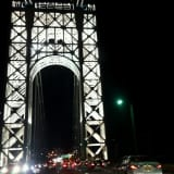 Winds Blow Tractor-Trailer From One Side Of GWB To Other